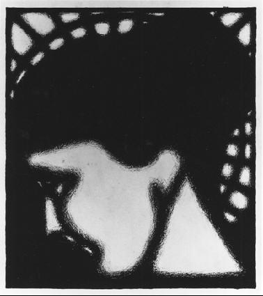 Роси Инген Хаус. 1920 или 1921. Литография
