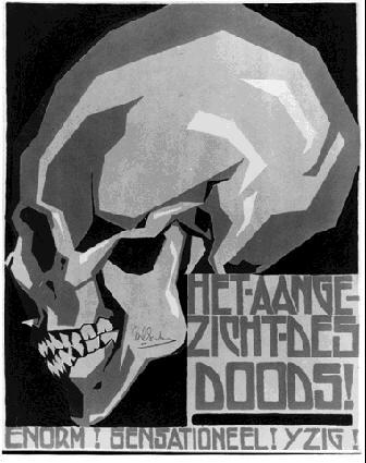 Эмблема. 1920 или 1921, Литография в оранжевом, виолетовом, желтом и зеленом цветах