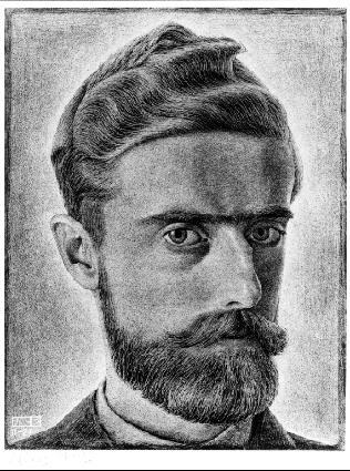 Автопортрет. 1929, литография
