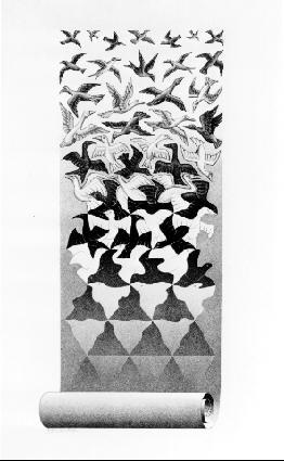 Освобождение. 1955, литография